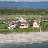 Galleon Bay Oceanfront Single Family Homes Hutchinson Island FL