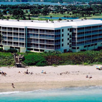 Plantation House Indian River Oceanfront Condos Hutchinson Island FL